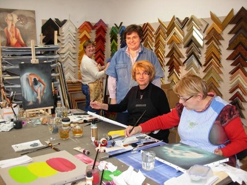 L' Atelier de Marie-Nöelle